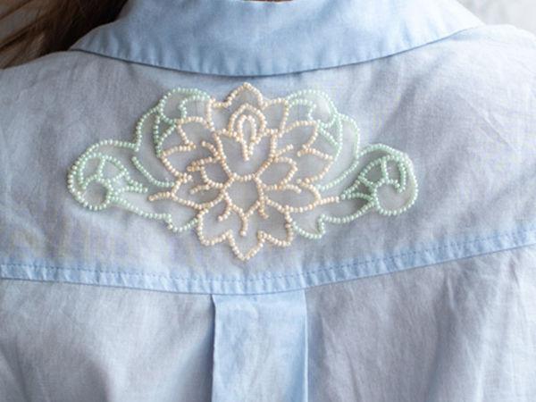 Как стирать изделия с вышивкой | Ярмарка Мастеров - ручная работа, handmade