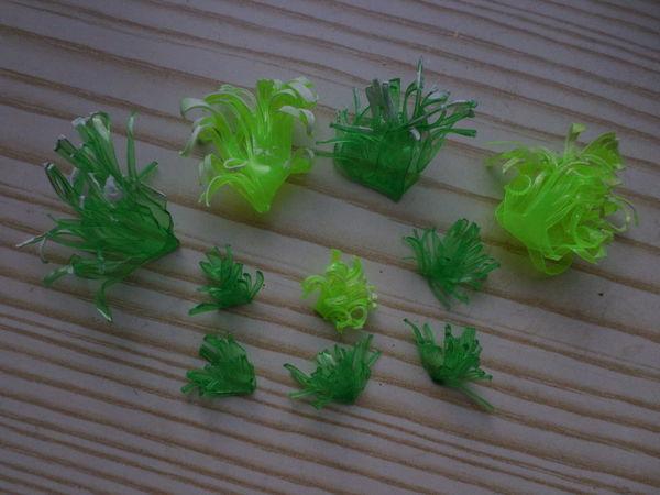 Создаем траву для миниатюр и еловые ветки для композиций   Ярмарка Мастеров - ручная работа, handmade
