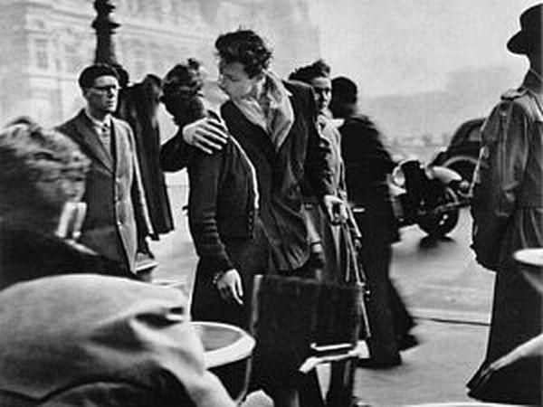 Поцелуи, весна и Париж в фотографиях Робера Дуано | Ярмарка Мастеров - ручная работа, handmade
