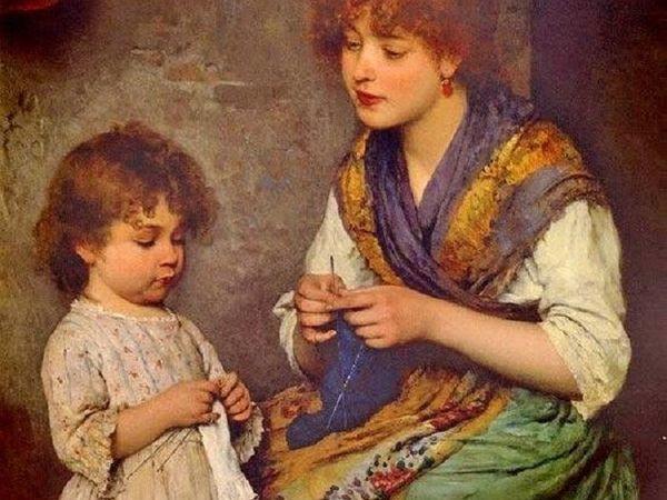 Как женщины отвоевали право на вязание | Ярмарка Мастеров - ручная работа, handmade