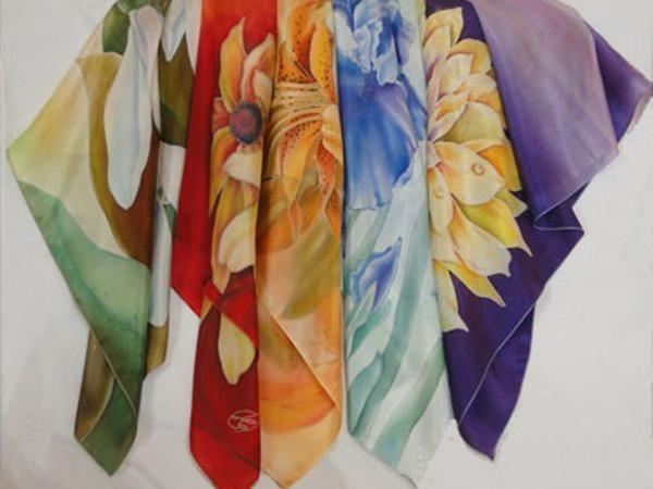 Что полезно знать о ткани для росписи. | Ярмарка Мастеров - ручная работа, handmade