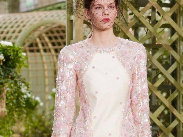 О вышивке по сетке на примерах работ Высокой моды | Ярмарка Мастеров - ручная работа, handmade