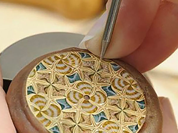 Ювелирные техники: Гильоше   Ярмарка Мастеров - ручная работа, handmade