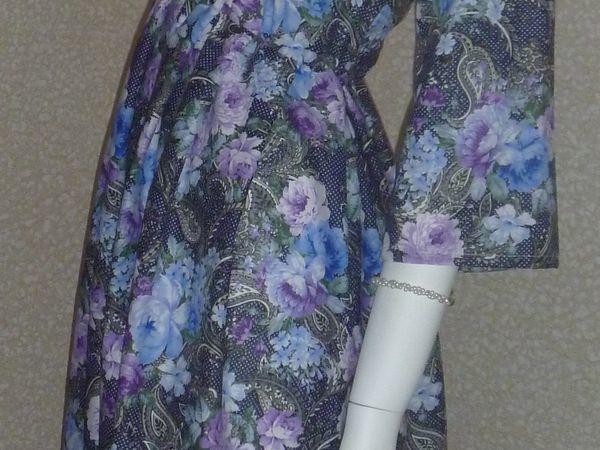 Экспресс-шитьё: создаем платье без выкройки | Ярмарка Мастеров - ручная работа, handmade