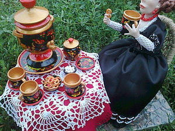 Подставка под куклу МК   Ярмарка Мастеров - ручная работа, handmade