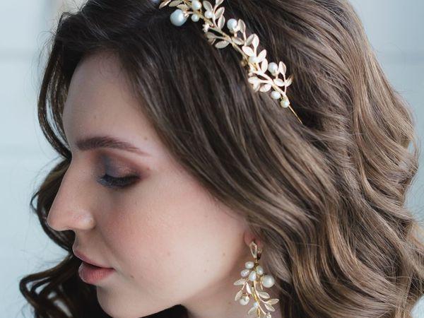 Что делать если украшения не подошли для свадебного платья? | Ярмарка Мастеров - ручная работа, handmade
