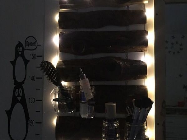 Как сделать полку со стеклянными банками | Ярмарка Мастеров - ручная работа, handmade