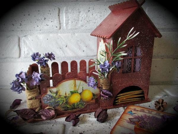 Чайный домик   Ярмарка Мастеров - ручная работа, handmade