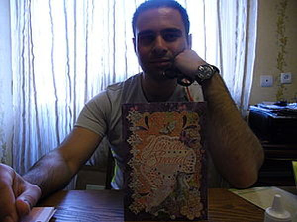 Мастер-класс от мужчин: винтажная открытка своими руками | Ярмарка Мастеров - ручная работа, handmade