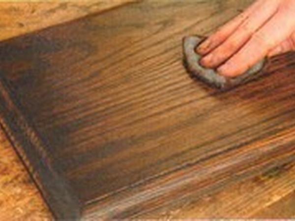 Ускорение процесса старения: состариваем дерево | Ярмарка Мастеров - ручная работа, handmade