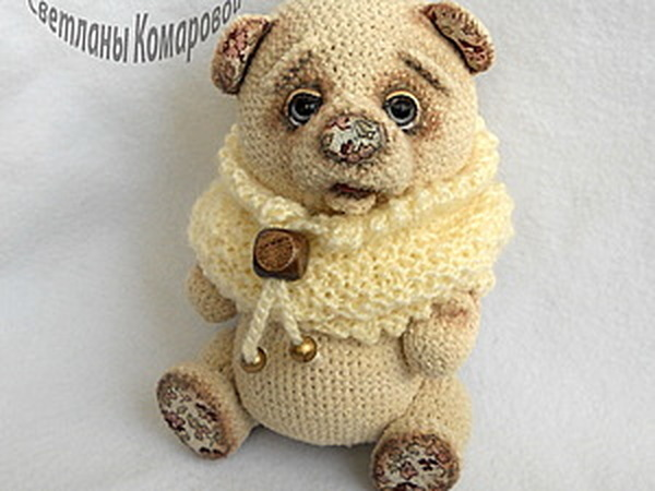 Онлайн мишки Дёмушки   Ярмарка Мастеров - ручная работа, handmade