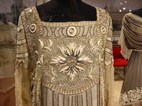 Бальное платье 1910-х годов из Константинополя | Ярмарка Мастеров - ручная работа, handmade