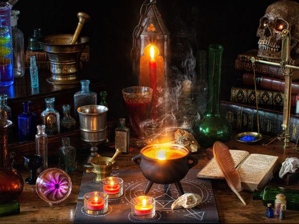 Диагностика магических способностей | Ярмарка Мастеров - ручная работа, handmade