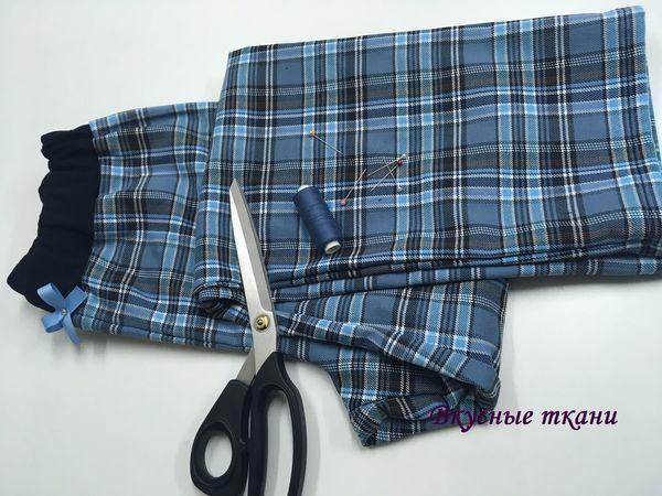 Шьем пижамные брюки быстро и просто | Ярмарка Мастеров - ручная работа, handmade