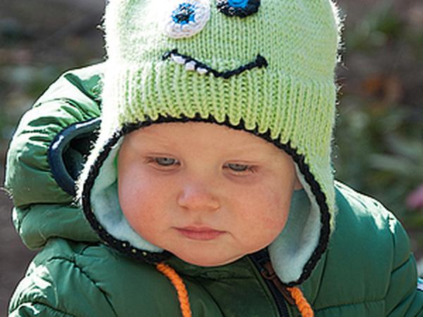 Детские вязаные шапочки!   Ярмарка Мастеров - ручная работа, handmade