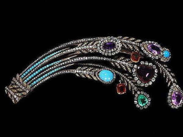 7 видов украшений для волос   Ярмарка Мастеров - ручная работа, handmade