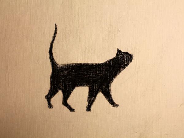 Видео мастер-класс: рисуем котика вместе с детьми   Ярмарка Мастеров - ручная работа, handmade