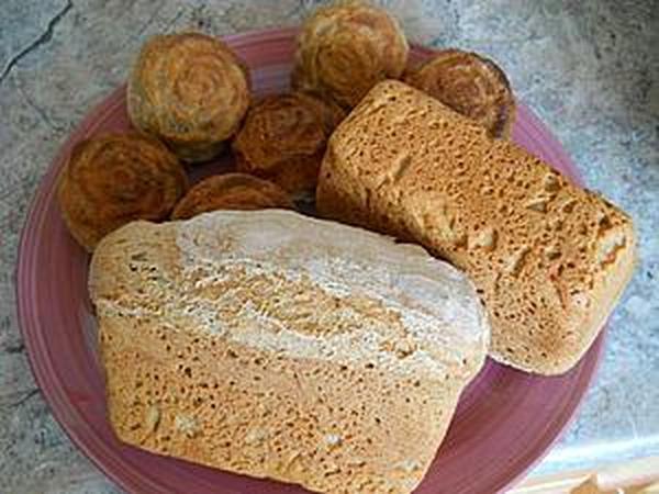 Домашний хлеб на закваске | Ярмарка Мастеров - ручная работа, handmade