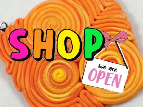 Открытие магазина   Ярмарка Мастеров - ручная работа, handmade