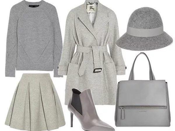 Элегантный серый и его сочетание с другими цветами | Ярмарка Мастеров - ручная работа, handmade