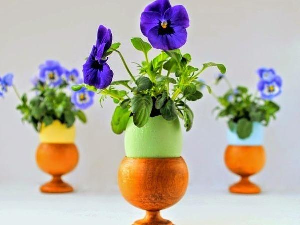 Флористические украшения пасхального стола и интерьера | Ярмарка Мастеров - ручная работа, handmade