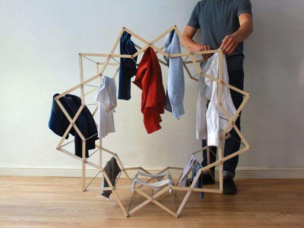 Где сушить белье в квартире красиво и удобно? (33 обычных и необычных решений) | Ярмарка Мастеров - ручная работа, handmade
