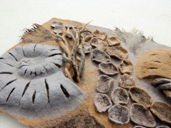 Вебинар: 3D фактуры в войлоке | Ярмарка Мастеров - ручная работа, handmade