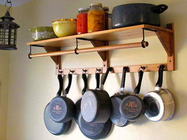 Интересные варианты хранения посуды: 65 фото-идей | Ярмарка Мастеров - ручная работа, handmade