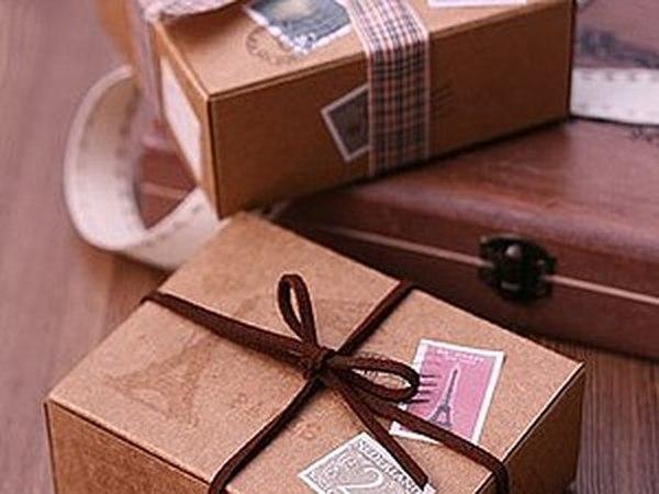 Коробочки для упаковки!   Ярмарка Мастеров - ручная работа, handmade