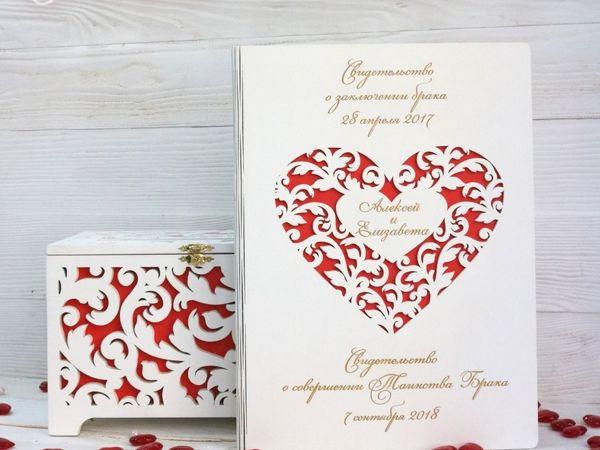 Свадьба в красном цвете: новое или хорошо забытое старое?   Ярмарка Мастеров - ручная работа, handmade