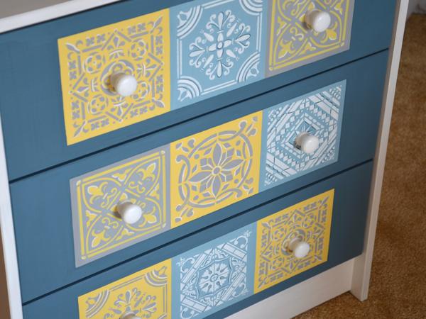Как легко покрасить комод: декорируем комод РАСТ от ИКЕА | Ярмарка Мастеров - ручная работа, handmade