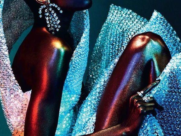 All That Glitter: блестящая коллекция фэшн-фото от Andrew Yee | Ярмарка Мастеров - ручная работа, handmade