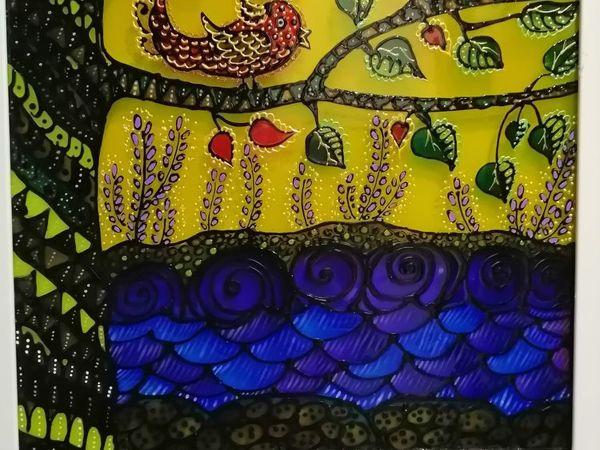 Создаем витраж «Карамельный» в детскую | Ярмарка Мастеров - ручная работа, handmade