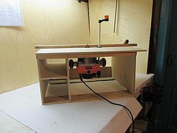Изготовление фрезерного стола | Ярмарка Мастеров - ручная работа, handmade