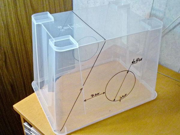 Делаем защитный короб для гравёрных работ и шлифовки   Ярмарка Мастеров - ручная работа, handmade