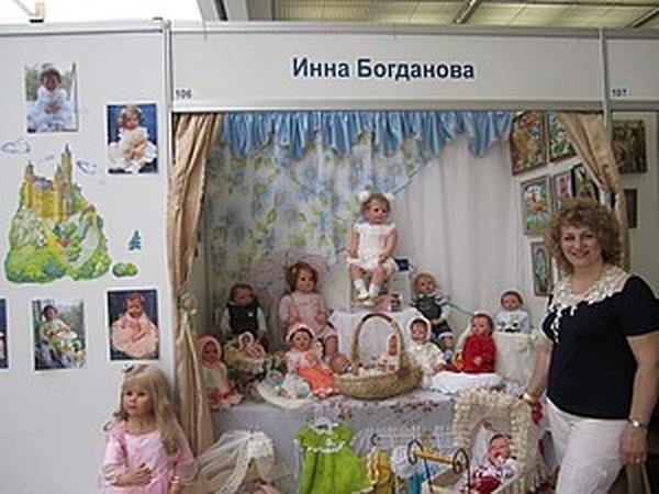 Куклы реборн Инны Богдановой-альбом № 5 | Ярмарка Мастеров - ручная работа, handmade