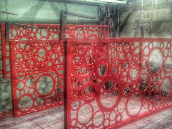 Перегородки из металла | Ярмарка Мастеров - ручная работа, handmade