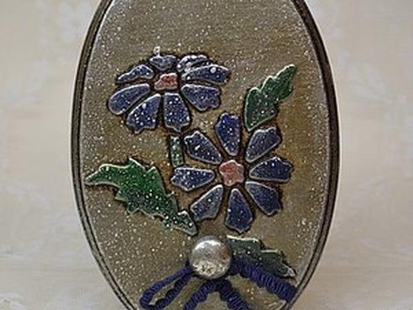 Silver полихром. Создание эффекта серебряного дождика | Ярмарка Мастеров - ручная работа, handmade