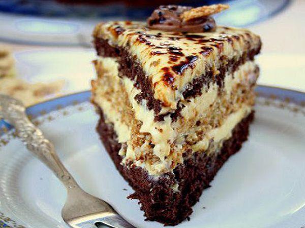 Торт «хАлва» | Ярмарка Мастеров - ручная работа, handmade