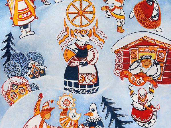 «Картина и подарки за Главную и не только!» | Ярмарка Мастеров - ручная работа, handmade