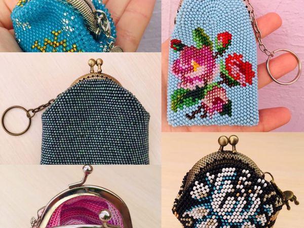Аксессуары и украшения из бисера в наличии | Ярмарка Мастеров - ручная работа, handmade