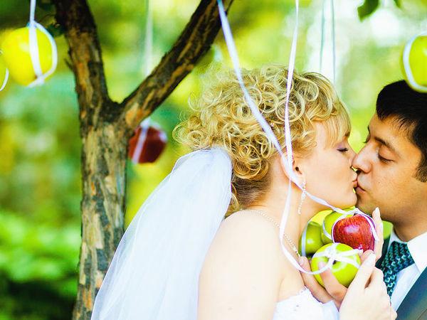Яблочная свадьба и ее «вкусности» | Ярмарка Мастеров - ручная работа, handmade