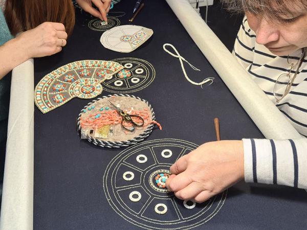 Особенности Запялки Больших Рам | Ярмарка Мастеров - ручная работа, handmade