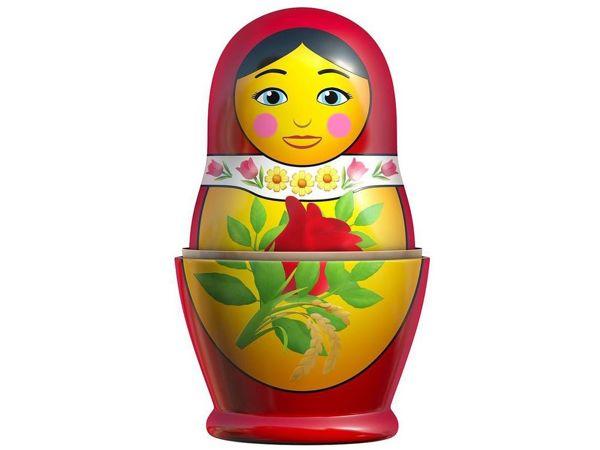 Матрёшка эмодзи | Ярмарка Мастеров - ручная работа, handmade