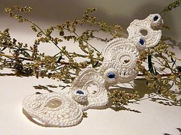 Мастер-класс: вязаный браслет «Сочные ягоды»   Ярмарка Мастеров - ручная работа, handmade