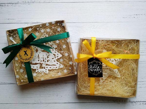 Мастерим и упаковываем небольшую коробочку   Ярмарка Мастеров - ручная работа, handmade
