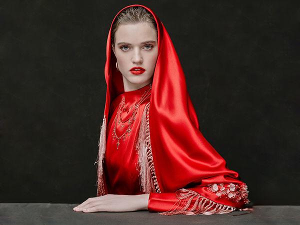 Тихий Дон: новая коллекция Ульяны Сергеенко весна–лето 2019