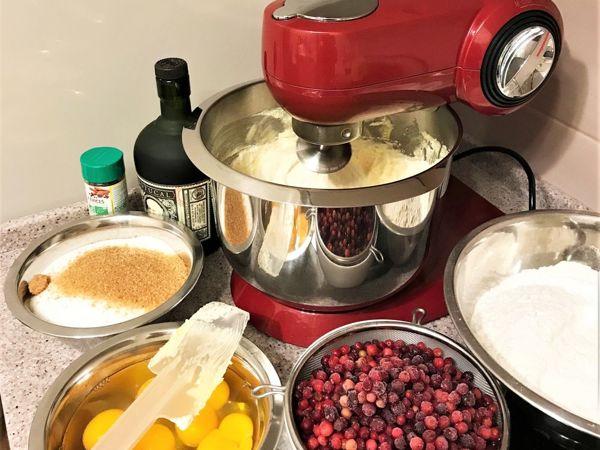 Летний ягодный кекс: пошаговый рецепт с фото   Ярмарка Мастеров - ручная работа, handmade