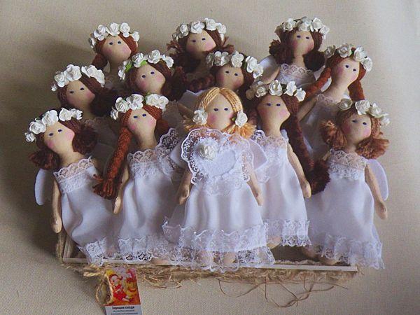 Летите Ангелы, летите! | Ярмарка Мастеров - ручная работа, handmade