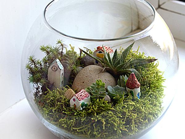 Создаем сад на окне | Ярмарка Мастеров - ручная работа, handmade